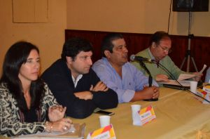 Reunion del Consejo Directivo Provincial del PRO
