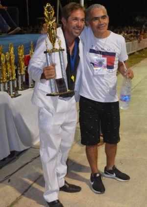 Sambatuque Entrega de premios