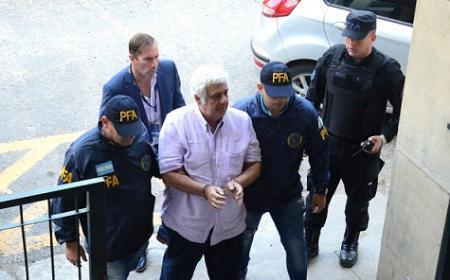 Un tribunal oral condenó a Samid a cuatro años de prisión efectiva