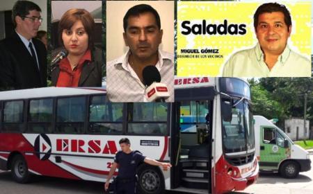 Por pedir informe sobre Transporte Público : el Intendente Alterats querella al Defensor de los Vecinos