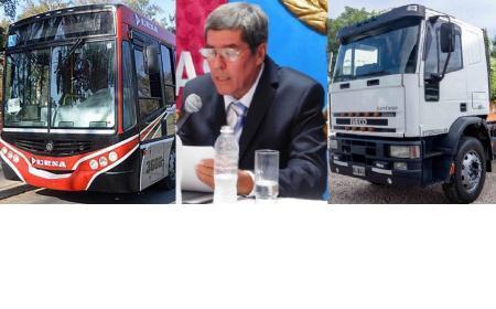 El Intendente Rodolfo Alterats sigue la parodia de las licitaciones