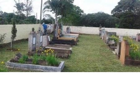 Tres detenidos por la violación en un cementerio a una joven
