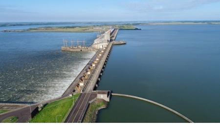El 26 de julio se habilitará paso fronterizo sobre Yacyretá