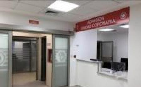 Valdés anunció que continuarán con las refacciones en los hospitales