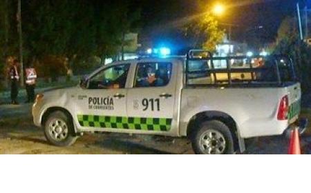 Saladas: Demoraron a un hombre que se atrincheró con un arma en su casa
