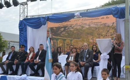 El gobierno provincial acompañó el 111º aniversario fundacional de San Lorenzo