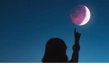Eclipse lunar del 16 de julio: las influencias de este viaje hacia las emociones