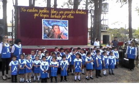 Homenaje en el 169º aniversario del fallecimiento del Gral. José de San Martin