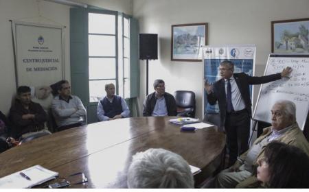 STJ resuelve se cumpla el Acuerdo de Mediación de Municipales de Saladas y la patronal