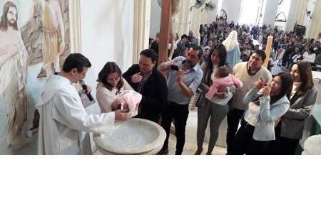 Horarios de Celebración de Misas de la Parroquia San José