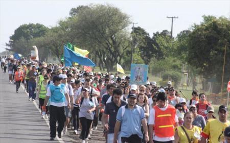 Peregrinación juvenil a Itatí: La salida sería desde el corsódromo
