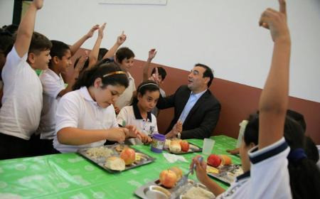 """Destacan una """"fuerte inversión"""" en el Plan Alimentario provincial"""