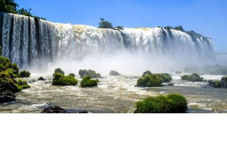 Cataratas del Iguazú: tiene un nuevo récord histórico de visitas