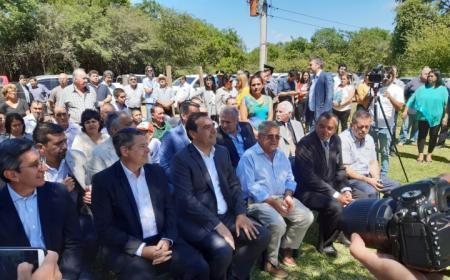 Valdés confirmó cumbre política con distintos referentes y agradeció aporte de Macri