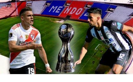 River buscará su tercera Copa Argentina ante un ilusionado Central Córdoba de Santiago del Estero