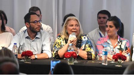 La Coalición Cívica pedirá el juicio político de la ministra Frederic por considerar que interfiere en la investigación de la muerte de Nisman