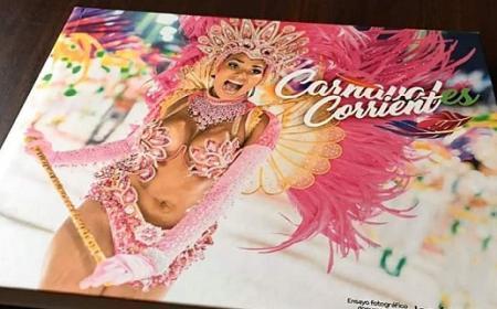 Se declaró de interés cultural el libro Carnavales Corrientes
