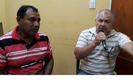 "Guillermo ""Torito"" Navarro apoya la Velada Pugilistica del sábado"