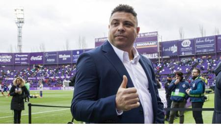 Ronaldo dio su lista de mejores jugadores y generó polémica