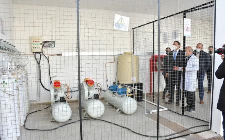 Inauguraron el Centro de Salud Penitenciario en San Cayetano