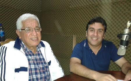 Guillermo Blanco agradece el tributo a su padre Ramón Julián Blanco
