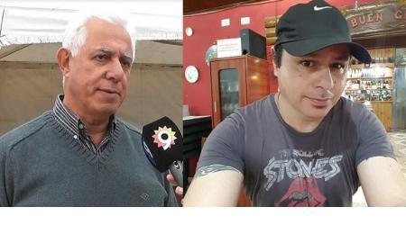 El periodista Jorge Farizano y el chef Oscar Figueroa leen la realidad que vivimos