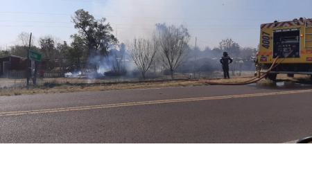 Familia saladeña perdió todo en un incendio y piden colaboración