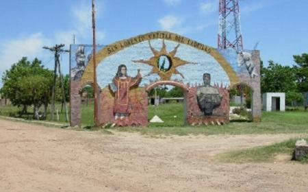 San Lorenzo: hisoparon a prefectos que llegaron de Buenos Aires