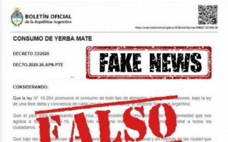 INYM: Es falsa la supuesta prohibición de venta de yerba