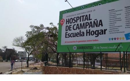 Murió con coronavirus una mujer de casi 100 años en Corrientes