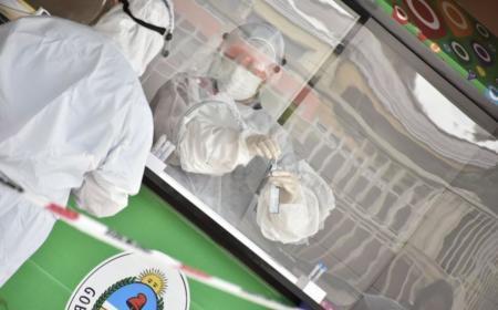 Corrientes registró 246 casos de coronavirus: ya son 18. 331 en total