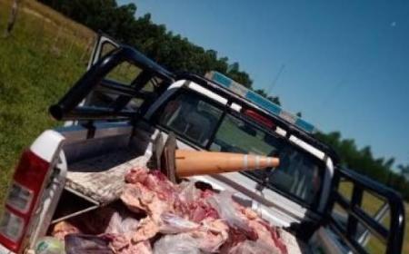 Incautaron 601 kilogramos de carne no apta para el consumo humano