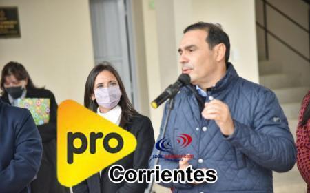 El PRO Corrientes ratificó pertenencia a ECo y apoyo Valdés