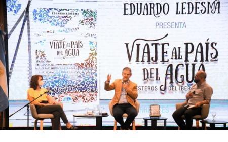 """""""Viaje al país del agua"""", un gran aporte al desarrollo y posicionamiento del Iberá"""